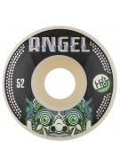 Habitat Angel Bali Mask - Black - 52mm - Skateboard Wheel
