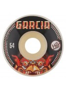 Habitat Garcia Bali Mask - Black - 54mm - Skateboard Wheel