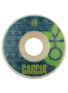 Habitat Garcia Mayan Bloom - Blue - 50mm - Skateboard Wheel