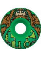 Habitat Bigfoot - Green - 54mm - Skateboard Wheel