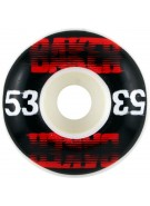 Baker Static - 53mm - Skateboard Wheels