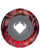 DarkStar Wings Marble Light Knight - Grey/Black - 51mm - Skateboard Wheels