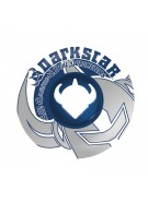 DarkStar Icon Dual Duro - Royal/White - 52mm - Skateboard Wheels