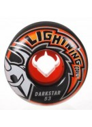 Darkstar Strike Lightning Core - Orange/Black - 53mm - Skateboard Wheels