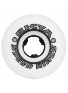 Ricta 60mm Speedrings - White/Black -  81b - Skateboard Wheels