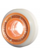 Flip Neon Grooves - 53mm -Orange- Skateboard Wheels