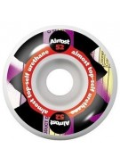 Almost Collage Wheel - Multi - 52mm - Skateboard Wheels