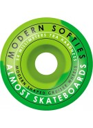 Almost Modern Classics Softies - Green - 54mm - Skateboard Wheels