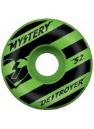 Mystery Destroyer - 52mm - Green - Skateboard Wheel