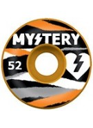 Mystery DIY Brigade - 52mm - Orange - Skateboard Wheel