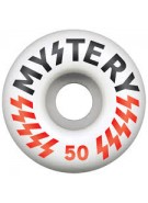 Mystery Victory - 50mm - White - Skateboard Wheel