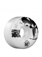 Bones OG. Formula V1 - White - 52mm - Skateboard Wheels