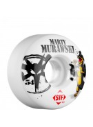 Bones Street Tech Formula STF Pro Murawski USA - White - 54mm - Skateboard Wheels