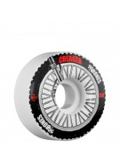 Bones Pro Creager Dirtbike Street Tech Formula STF - White - 50mm - Skateboard Wheels