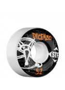 Bones Pro Team Decenzo Oh Gee Street Tech Formula STF - White - 51mm - Skateboard Wheels