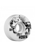 Bones Skate Park Formula SPF Guardian - White - 51mm - Skateboard Wheels