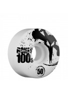 Bones O.G. Formula V1 - White - 50mm - Skateboard Wheels
