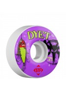Bones Dyet Allure Street Tech Formula V2 - 53mm - Skateboard Wheels