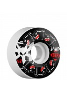 Bones Homoki Bill Street Tech Formula V1 - 52mm - Skateboard Wheels