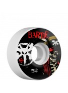Bones Bartie Scurvy Street Tech Formula V1 - 52mm - Skateboard Wheels