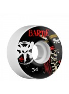 Bones Bartie Scurvy Street Tech Formula V1 - 54mm - Skateboard Wheels