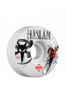 Bones Haslam Ash Army Street Tech Formula V3 - 52mm - Skateboard Wheels