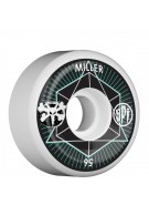 Bones Miller Innersection Skatepark Formula - 58mm - Skateboard Wheels