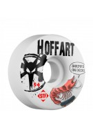 Bones Hoffart Shrimp Street Tech Forumla V3 - 54mm - Skateobard Wheels