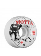 Bones Motta Time Warp Street Tech Formula V3 - 52mm - Skateboard Wheels