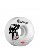 Bones Decenzo Dimples Street Tech Formula V1 - 50mm - Skateboard Wheels