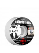 Bones Fellers #Hashtag Street Tech Formula v3 - 50mm - Skateboard Wheels