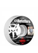 Bones Fellers #Hashtag Street Tech Formula v3 - 52mm - Skateboard Wheels