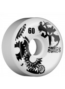 Bones Gear Head Skate Park Forumla - 60mm - Skateboard Wheels