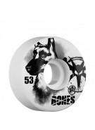 Bones Guardian Skatepark Forumla v1 - 53mm - Skateboard Wheels