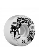 Bones Terminate Skatepark Forumla V4 - 53mm - Skateboard Wheels