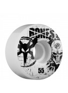 Bones Terminate Skatepark Forumla V4 - 55mm - Skateboard Wheels