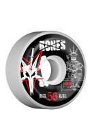 Bones Paphnutius Street Tech Formula - 56mm - Skateboard Wheels