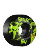 Bones STF Pro Gravette T&A  - Black - 54mm - Skateboard Wheels