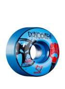 Bones STF Pro Duncombe Fist - Blue - 51mm - Skateboard Wheels