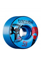 Bones STF Pro Duncombe Fist - Blue - 53mm - Skateboard Wheels