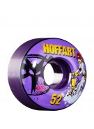 Bones STF Pro Hoffart Jack Hoff - Purple - 52mm - Skateboard Wheels