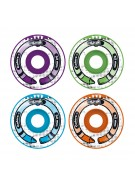 Cliche Color Standard Wheel - Multi - 52mm Skateboard Wheels
