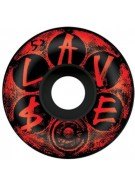 Slave Loaded - Red - 53mm - Skateboard Wheels