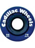 Cadillac - Blue - 56mm - Skateboard Wheels