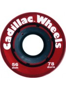 Cadillac - Red - 56mm - Skateboard Wheels