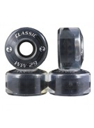 Kryptonics Classic - Clear - 62mm - Skateboard Wheels
