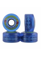 Kryptonics Route - Blue - 62mm - Skateboard Wheels