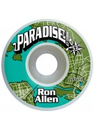 Paradise Wheels City Series Allen - 53mm - Skateboard Wheels