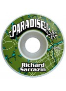 Paradise Wheels City Series Sarrazin - 55mm - Skateboard Wheels