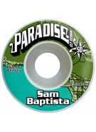 Paradise Wheels City Series Baptisa - 50mm - Skateboard Wheels